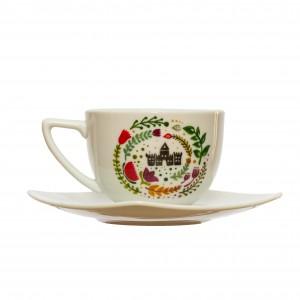 Ceașcă de cafea FLORA #1